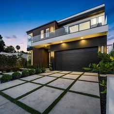 "Featured Properties on Instagram: ""This Magnificent New Construction Home is the perfect display of modern architecture. The open floor plan blends in with contemporary…"""