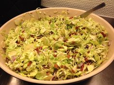 """Søgeresultater for """"Rosenkål"""" – CA food and cakes Banting, Sprouts, Side Dishes, Cabbage, Bacon, Salads, Appetizers, Vegetables, Dressing"""