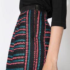 Tweed skirt - sonia by sonia rykiel