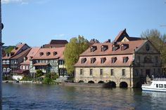 Bamberg is a small city in Bovaria, Germany. It is a cute little town with amazing food and people.There is plenty of sight seeing to do like the New Residence, the Rose Garden, the Cathedral (DOM), the market, the river and so much more!