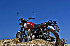 biker excalibur II: Five Hundred 400 by Mash