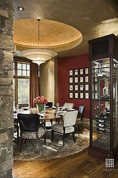 Great Eclectic Dining Room - Zillow Digs