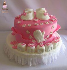 #TortaBabyShower Torta Baby Shower #TortasDecoradas