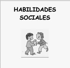 PROGRAMA DE ENSEÑANZA DE HABILIDADES SOCIALES Behaviour Management, Classroom Management, Cooperative Learning, School Psychology, Teacher Tools, Emotional Intelligence, School Counseling, Teaching Tips, Social Skills