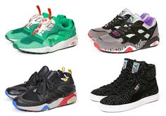ALIFE's Collaboration With Puma Continues With Four More Sneakers - SneakerNews.com