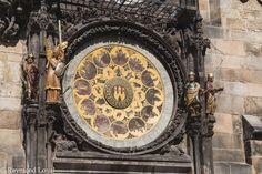 Prague Townhall tower clock // photographer: Raymond Loyal // // visit my website Tower Clock, Czech Republic, Prague, Tourism, Website, City, Turismo, Travel