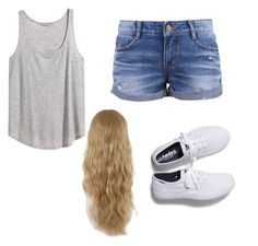 """""""Casual look"""" by xoashbay on Polyvore"""