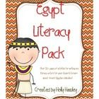 I am so excited about this pack! I combined my Egyptian resource pack of essays and main idea/comprehension questions  genre and poetry task c...