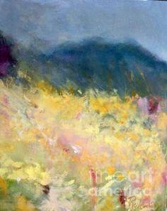 "From the Taylor Kinzel Gallery. This is titled ""Jim's Garden"" Art Prints, Landscape Artwork, Wall Art, Bird Art Print, Fine Art America, Painting, Landscape Design, Art, Landscape Art"