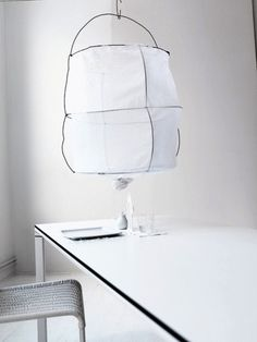 Lighting: Koushi Lamp by Mark Eden Schooley : Remodelista