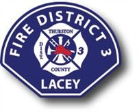 Lacey Fire District 3 Logo