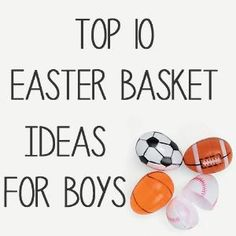 75 things you can buy for easter for a dollar easter pinterest top 10 easter basket ideas for boys by mollie negle Gallery