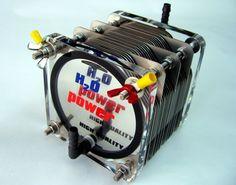 31 Platten Set, HHo Generator, Wasserstoff Generator, Knallgas