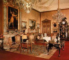 The Morning Room - Waddesdon Manor - Buckinghamshire - England