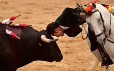 AP PHOTOS: Pamplona's festival, the fiesta of a lifetime Pamplona Spain, Running Of The Bulls, The Eighth Day, Old Things, San, World, Thursday, Friday, Touch