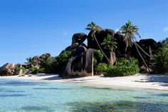 La Digue Island, Seychelles    For feeling time stand still