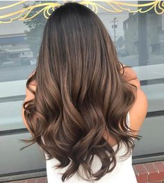 Dont want this orangey tone frisyrer Frisuren coiffures hairstyles причесок зачісок χτενίσματα 745697650782674859 Brown Hair Shades, Light Brown Hair, Brown Hair Colors, Cool Tone Brown Hair, Purple Hair, Mocha Brown Hair, Light Chocolate Brown Hair, Soft Brown Hair, Dark Brown