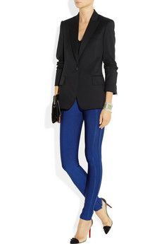 Herve Leger bandage skinny pants? They're like the ultimate spanx!!