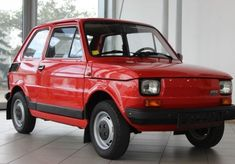 FSO Fiat 126p 1989 - 22 900 PLN - Otoklasyki.pl Fiat 126, Old Cars, Cars And Motorcycles, Classic Cars, Bike, Retro, Vehicles, Hatchbacks, Scooters
