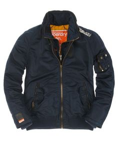Superdry - Jet jacket