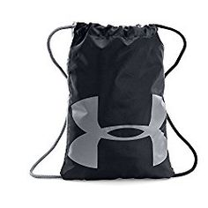 Under Armour Ozsee Sackpack  14.99 Men Logo, Gym Backpack, Drawstring  Backpack, Travel Accessories fe07479820