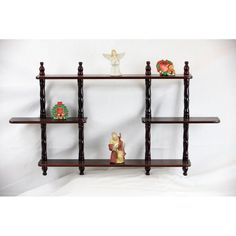 LifeEstyle 3 Tire Wall Shelf With Display Rack | Shop On Direct Create |  Pinterest | Tired, Shelves And Display