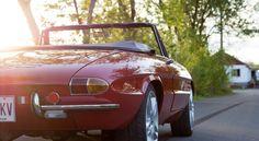 1967 Alfa Romeo Duetto 1600 - Imgur