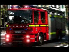 Emergency Vehicles. Police cars, Fire Engines, Rescue Helicopters, everything in between and extreme.