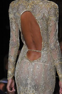 ZUHAIR MURAD COUTURE | Zuhair Murad at Couture Spring 2013 - StyleBistro