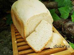 Blog de cuina de la dolorss: Pan blanco (Panificadora)