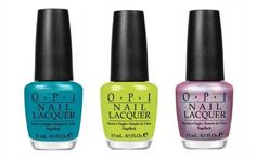 nicki minaj for opi nail polishes