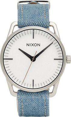 """Nixon """"The Mellor"""" Watch -  - Barneys.com"""