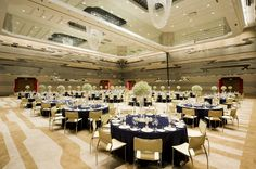Jumeirah Himalayas Hotel, Shanghai - The Grand Ballroom, Honeymoon destinations