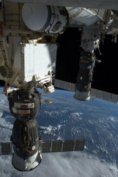 The International Space Station (Chris Hadfield)