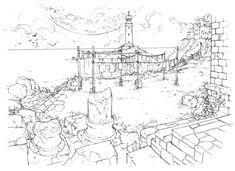 ancient ruins concept - Buscar con Google