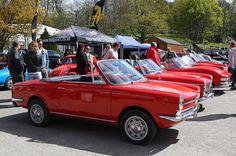 Fiat 850 Spider Vignale