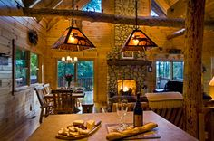 Pella® ProLine windows - rustic - Dining Room - Other Metro - Pella Windows and Doors