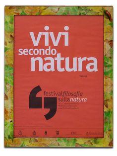 Cornice Natura, pezzo unico, hand made.
