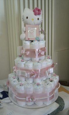 torta di pannolini