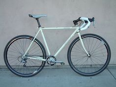 Surly Cross-Check built up as a road bike