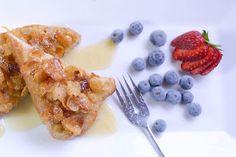 Cornflake-Crusted French Toast  #recipe