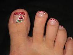 104 Mejores Imágenes De Uñas Pies Toe Nail Art Toe Nails Y Toenails