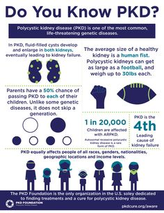 September 3rd is PKD Awareness Day. Do you know PKD?