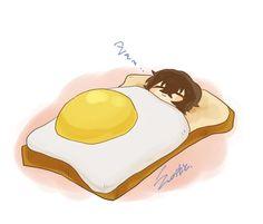 Aaahh~ so cute  Dazai-samaa~