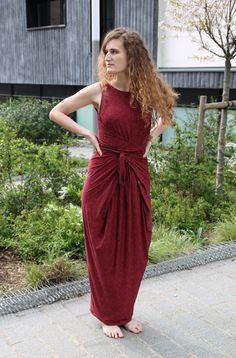 Projet 49 : Kielo wrap dress, un patron named clothing – sewing jess Black Dress Outfits, Boho Outfits, Casual Outfits, Robe Diy, Named Clothing, Dress Name, Frack, Skirt Patterns Sewing, Wrap Dress Floral
