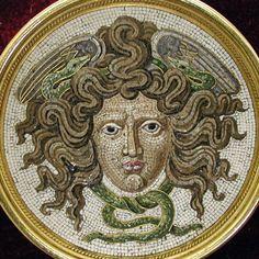 Medusa mosaic