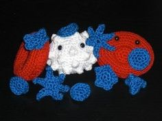 BLOOD CELLS Amigurumi Crochet Pattern Set PDF by cutecrochetbear. This is such a cool way to teach science to kids ! Crochet Gifts, Cute Crochet, Crochet Motif, Crochet Toys, Crochet Baby, Knit Crochet, Amigurumi Patterns, Doll Patterns, Knitting Patterns