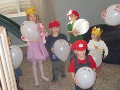 SUMMERHAYS: Mario Birthday Party!