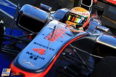 Lewis Hamilton, McLaren, 2012 Australian Formula 1 Grand Prix, Formula 1