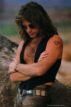 Jon Bon Jovi - Blaze of Glory era 1990